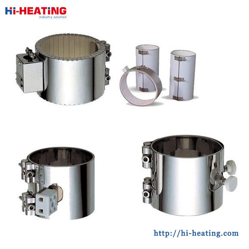 Ceramic Band Heaters For Plastic Molding Machine