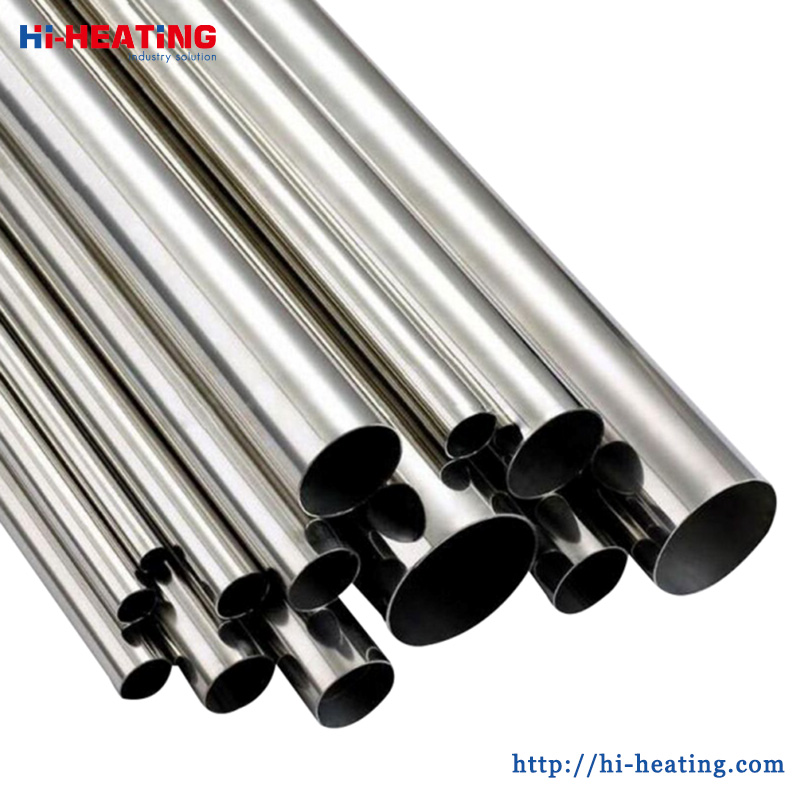 Welded Stainless Steel Pipe For Heating Elements