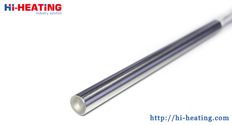 High Temperature Resistant 850° Cartridge Heater For 3D Curved Glass Hot Bending Machine