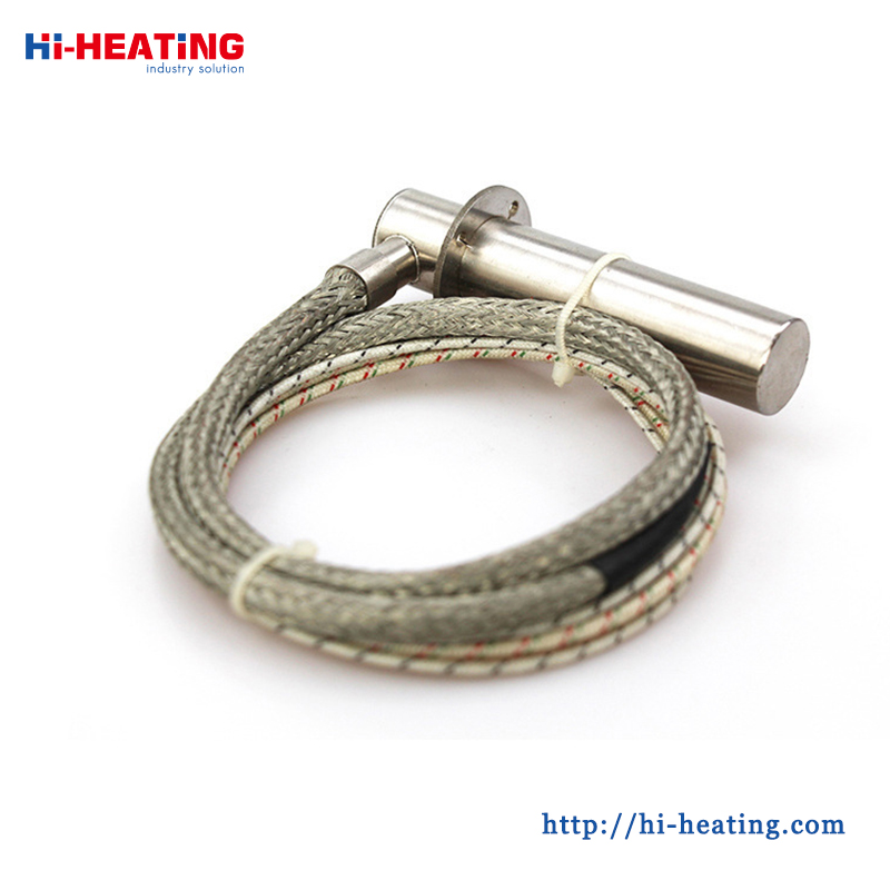 High Quality  3mm-30mm Cartridge Heater For Edge Banding Machine Mould Packaging Machine Bag Making Machine